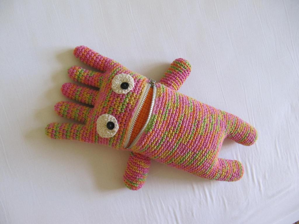 The Crochet Monster: Boo Boo
