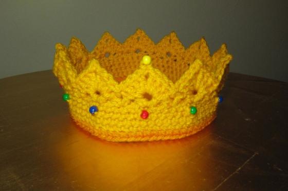CrochetCrown häkelmonster.com