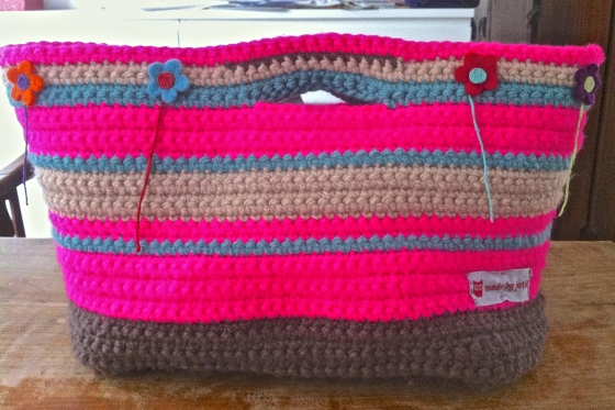 Crochet Bag Juliane