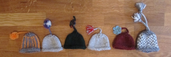 innocent woolly hats