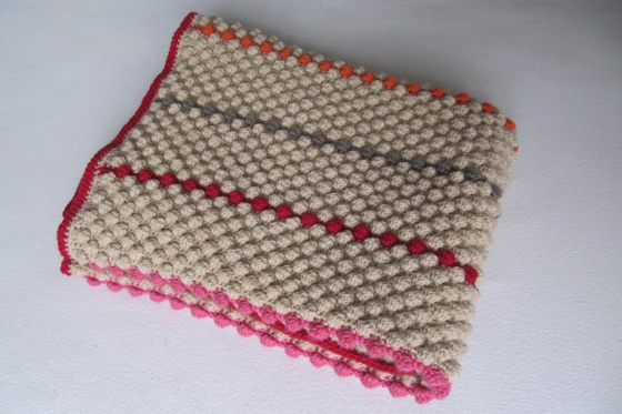 Bobbly Blanket