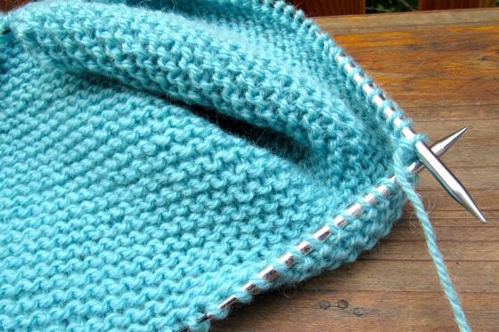 knitting water