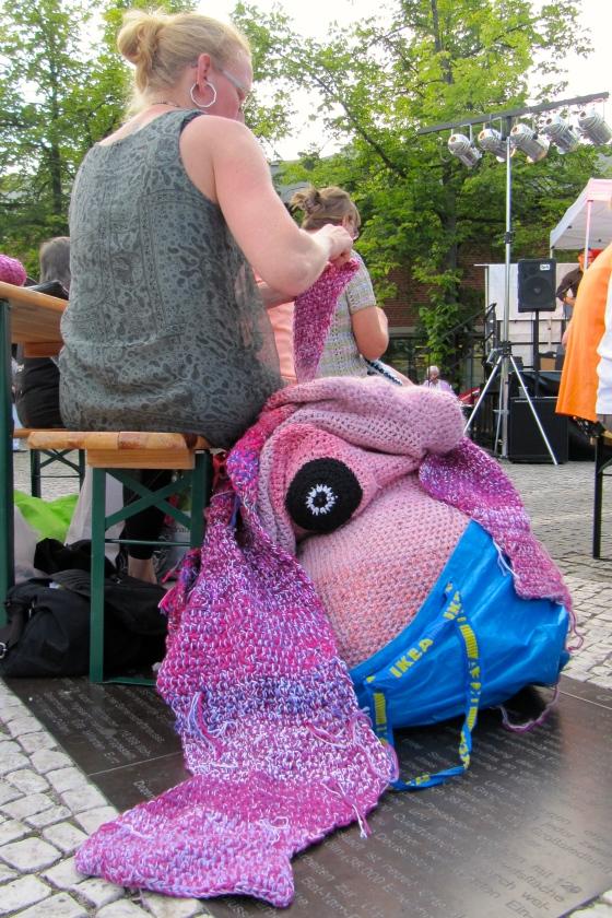 octopus Gropiusstadt haekelmonster.com