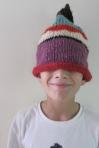 An elf's hat