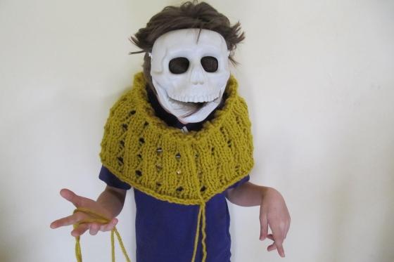 Halloween haekelmonster