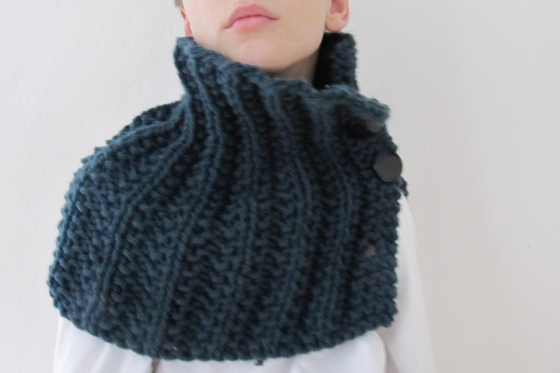 Cowl Loop häkelmonster