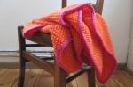Eleventh Hour Blanket PurlBee Häkelmonster