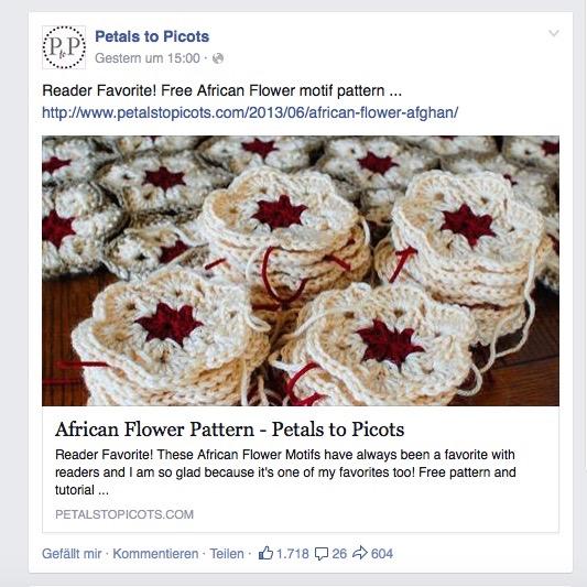 Petals to Picots