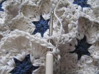 Bloomy Baby Blanket häkelmonster
