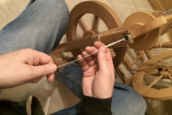 spinning course häkelmonster