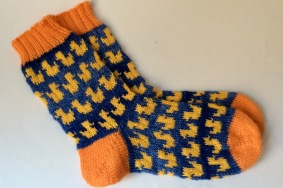 rubberduck socks häkelmonster
