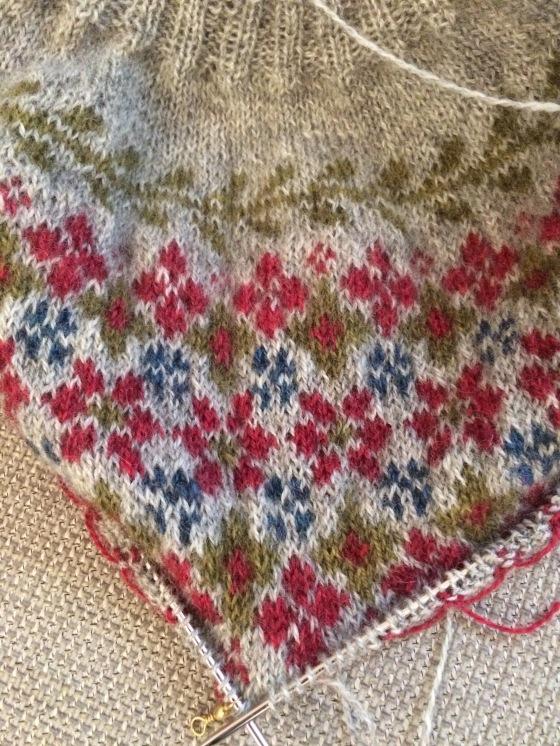 Birkin Sweater Häkelmonster