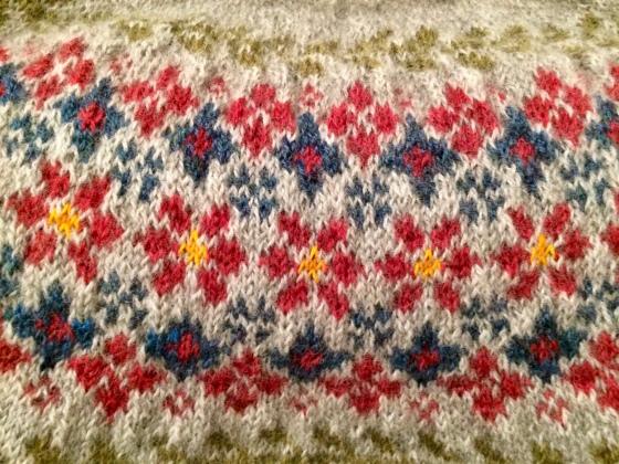 Häkelmonster Birkin Sweater